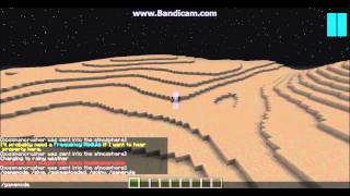 Star-craft mod !!!!! the solar system in minecraft