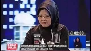 Ini Penyebab AHOK Ketawa Gara Gara UCAPAN AGUS, DEBAT JAKARTA 27 1 2017   YouTube