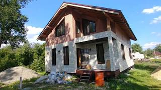Мой дом в Пензе. КАКОЙ ДОМ я бы построил для себя?