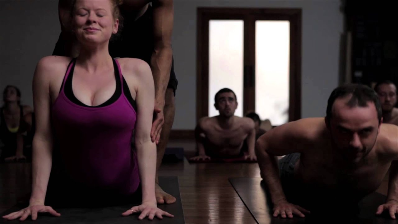 Online dating yoga