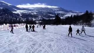 видео Бакуриани - Горнолыжный курорт в Грузии. Информация, фото, отзывы о курорте Bacuriani