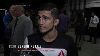 Fight Night Mexico City: Sergio Pettis