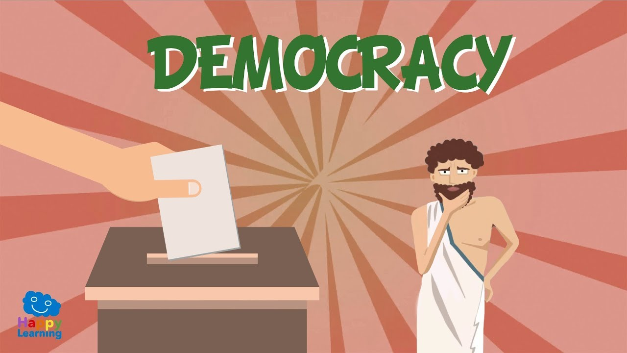 Democracy Educational Videos For Kids Youtube