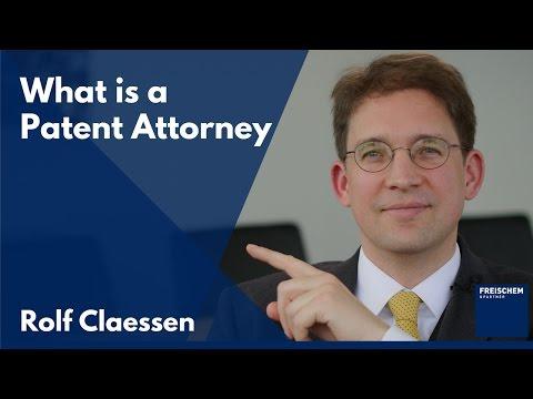 Patent Attorney #rolfclaessen