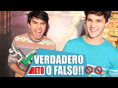 Reto Verdadero o Falso \ö/ | SEBS and NICK