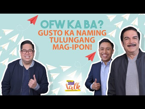 Beyond Small Talk   How to Save Money Tips for OFW