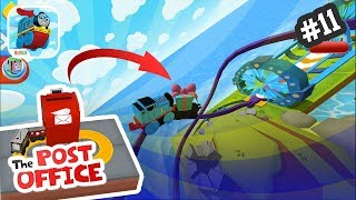 Thomas and Friends Minis #11 The Post Office ★ iOS / Android app (By Budge)