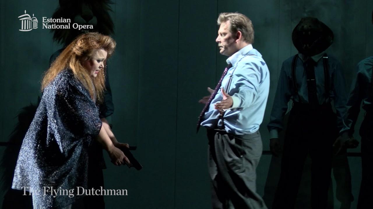 Wagner: Der fliegende Hollnder The Flying Dutchman, Le