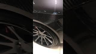 Sick carbon fiber SLR mclaren