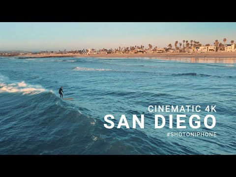iPhone 11 Cinematic 4k San Diego - SANDMARC