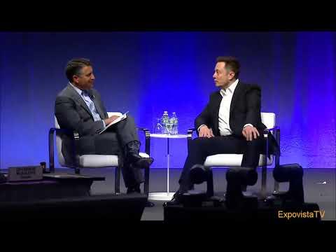 Elon Musk Interview (2017) | The Future The World & Technology