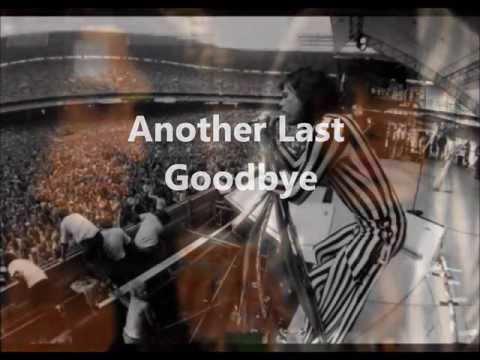 Another Last Goodbye Aerosmith (lyrics)