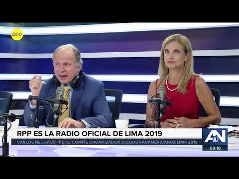 Juegos Panamericanos y congestión de buses del Metropolitano   ADN Bloque II