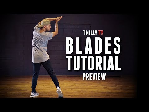Jake Kodish - Blades - Dance Tutorial [Preview] - #TMillyTV - Learn this Choreography