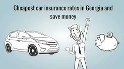 Cheap Auto Insurance Rates Georgia - Instantly Compare Lowest Prices