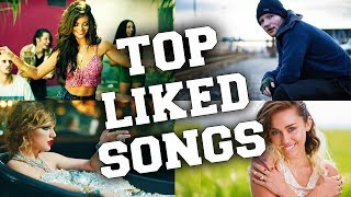 top 50 most liked songs of 2017