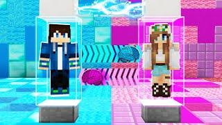 I SWAPPED BODIES with MY GIRLFRIEND! (Minecraft Brain Swap)