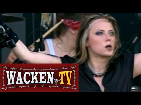 Holy Moses  Through Shattered Minds   at Wacken Open Air 2008