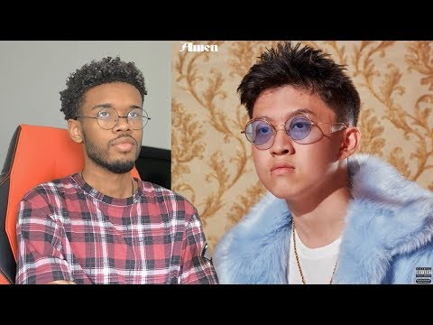 Rich Brian - AMEN First REACTION/REVIEW