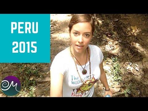 VLOG: PERU 2015 - Travel To Ayahuasca Temple PART 1
