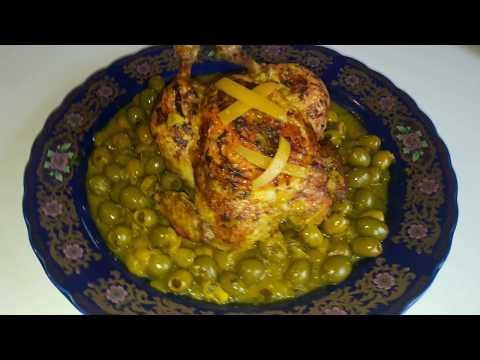 poulet-aux-olives