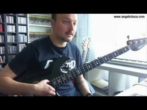 Download Youtube: Lezioni di Basso Elettrico - Recensione Yamaha BB3000A