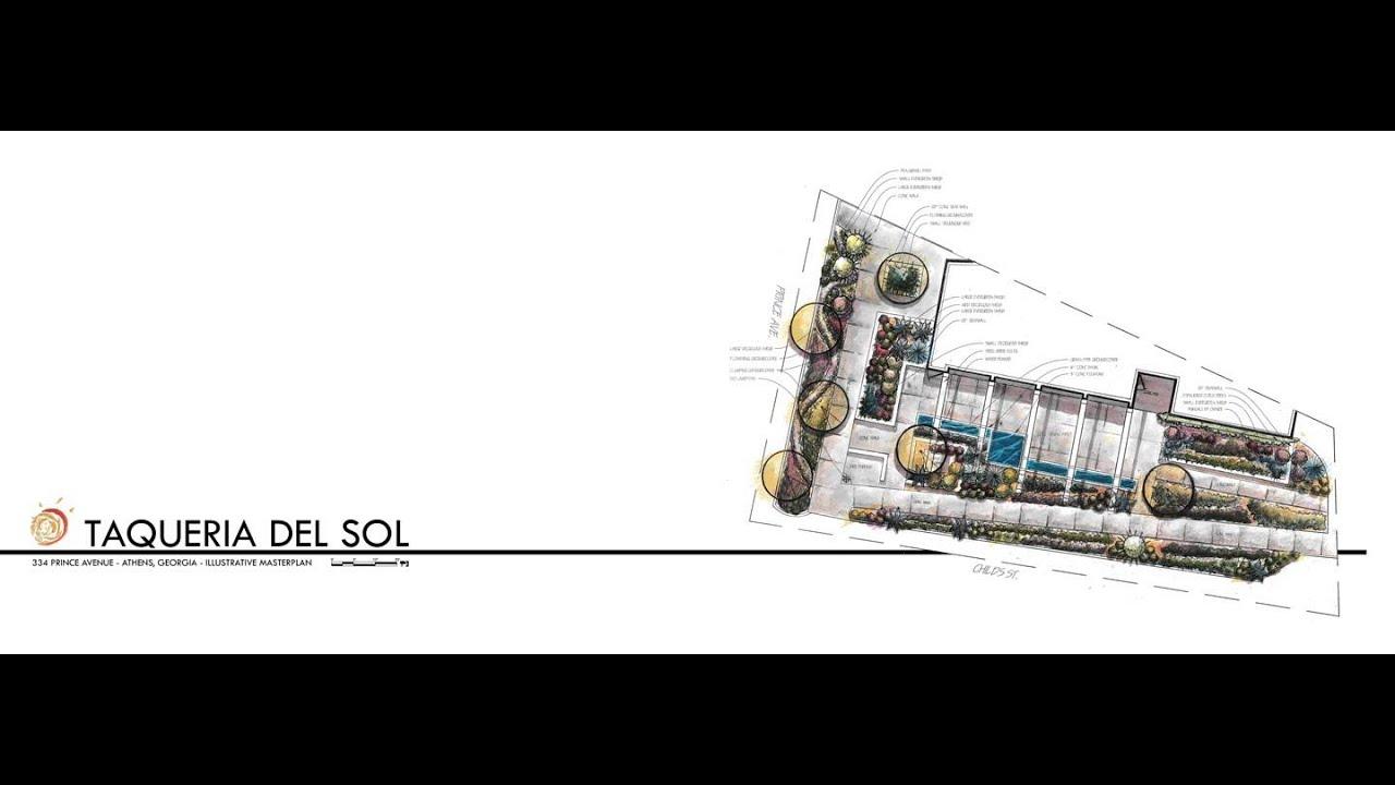 t clark stancil landscape architecture portfolio youtube