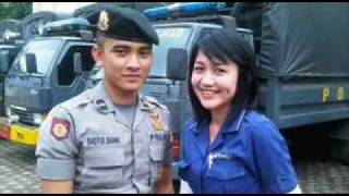 Bripda Saeful Bahri, PolTeng (Polisi Ganteng )