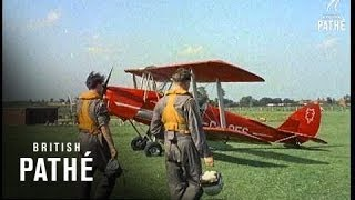 flying club 1956