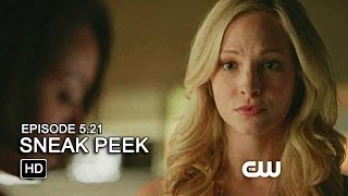 The Vampire Diaries 5x21 Webclip - Promised Land [HD]