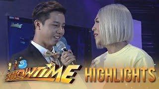 "It's Showtime Miss Q & A: Anne to Vice: ""Magpakipot ka naman"""