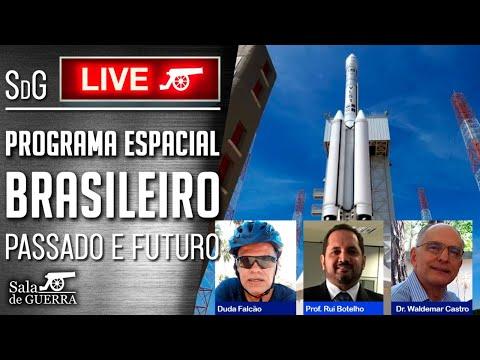 🔴-sdg-live---o-programa-espacial-brasileiro:-passado-e-futuro