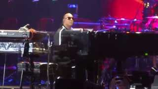 """Saturn"" Stevie Wonder & India Arie@Royal Farms Arena Baltimore 4/9/15"