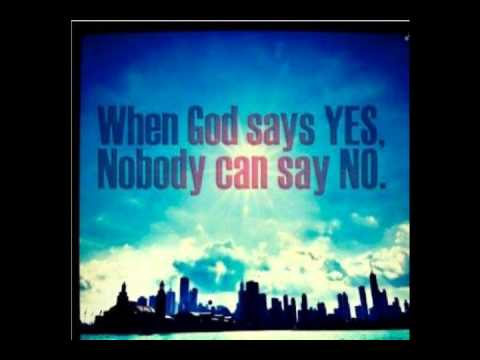 God Says Yes - John Waller with Lyrics