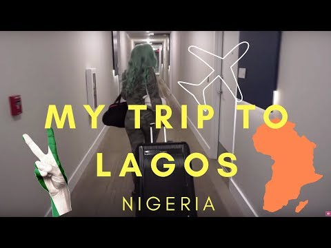 MY TRIP TO LAGOS NIGERIA + APARTMENT TOUR!