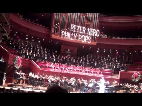 All I Want For Christmas Is You; Capathia Jenkins, Peter Nero & the Philly Pops 12-12-12