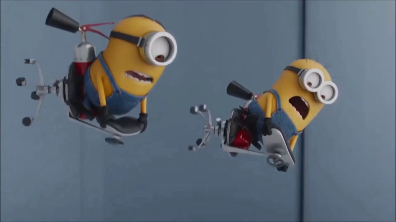 Shape of you(Minions version) 2017 New song