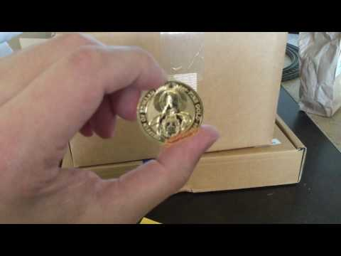 Provident/MCM pickups - 1oz Gold Queen's Beast Griffon and 1oz Silver Perth Dragon Phoenix coins