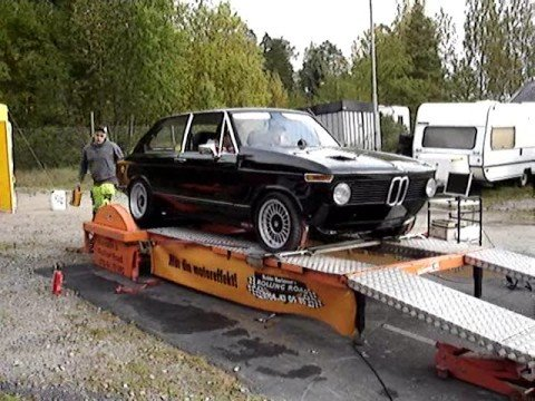 bmw 02 turbo dyno 335bhp 412nm youtube. Black Bedroom Furniture Sets. Home Design Ideas