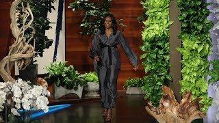 Download Michelle Obama Describes Malia's Heavily Guarded Prom Send-Off Mp3 and Videos