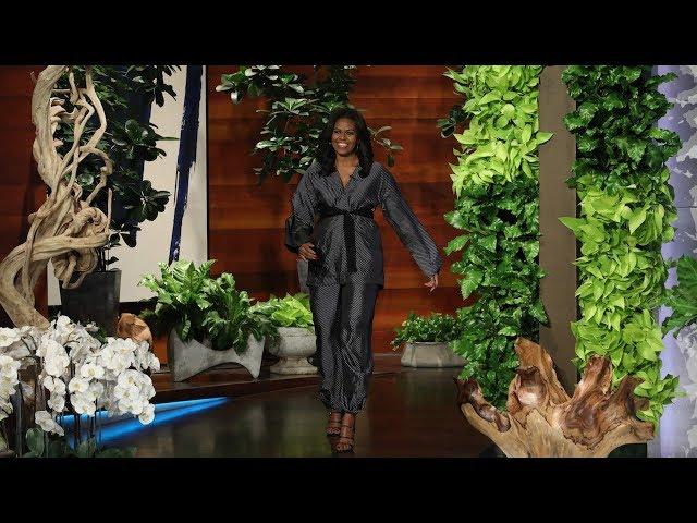 Michelle Obama Describes Malias Heavily Guarded Prom Send-Off
