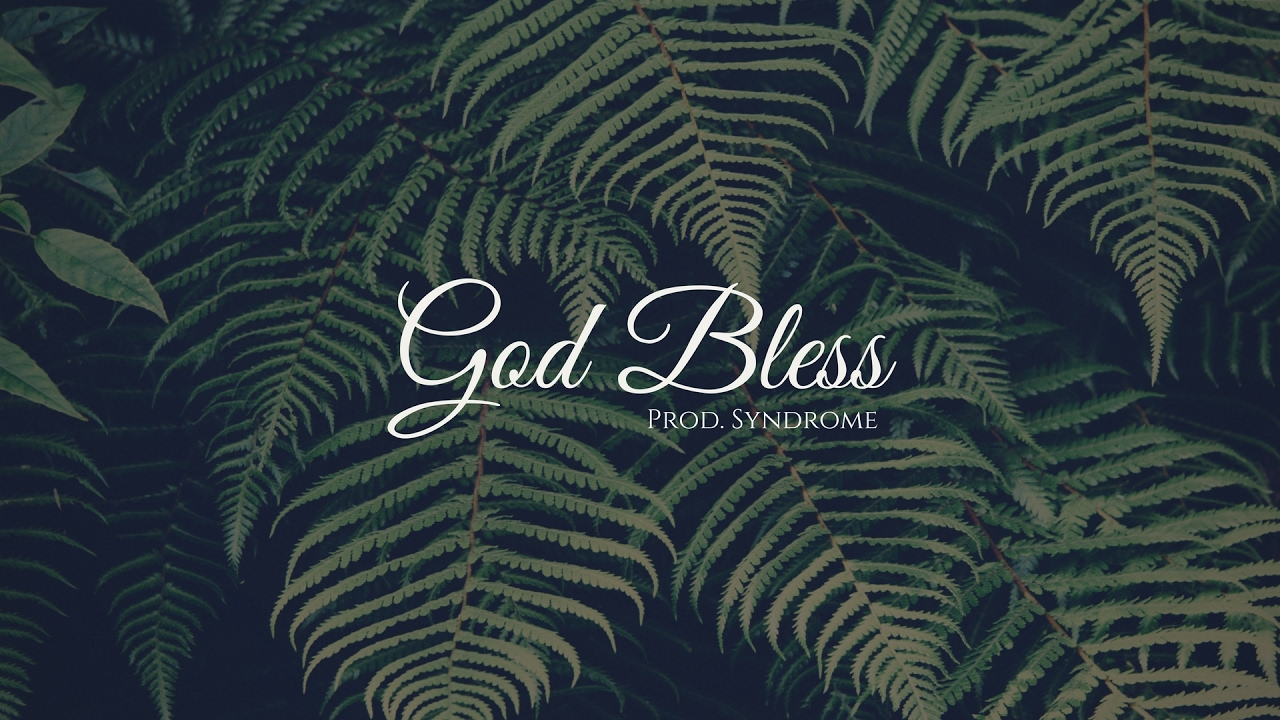 FREE Chill Guitar Hip Hop Beat / God Bless (Prod  By Syndrome)