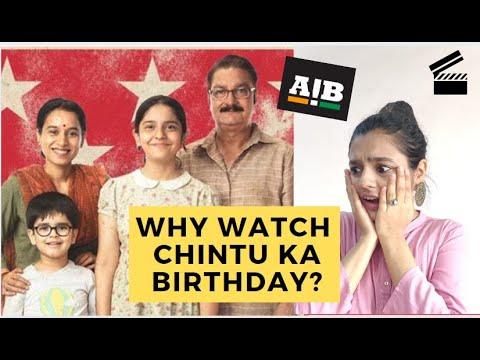 Chintu Ka Birthday Review Why Watch Chintu Ka Birthday Trailer Himani Nahta Youtube