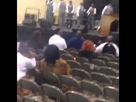 BLEST - Flint Michigan Gospel Music Workshop of America Birmingham, Alabama  July 26, 2016
