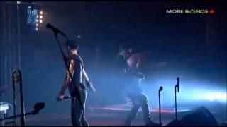 "Groove Armada feat Saint Saviour - ""Easy"""