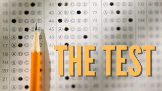 The Test : I can never have enough