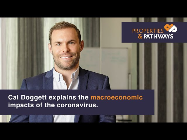 The macroeconomic impacts of the coronavirus   Cal Doggett