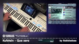 Tyros 4: Waltz medley - Entertainer Premium Pack demo