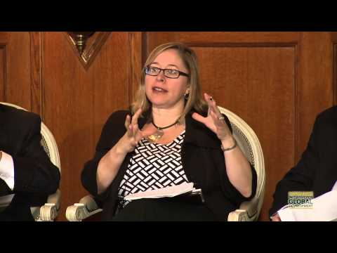 Leading Through Training: Access to Talent in the Developing World (2014 ND Global Impact Forum)