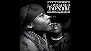 K.Ommando Toxik Ft. Arsenik & Ghetto Superstar - J' temmerde (Son Officiel)